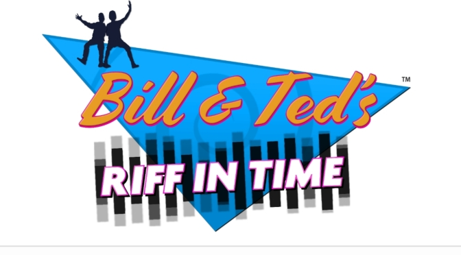 Bill & Ted: Riff in Time. Warcradle Studios