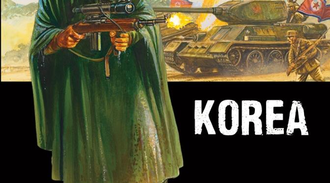 Korea Pre Order Live. Warlord Games