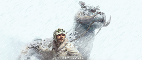 Saddle Up Pilgrim.  Tauntaun Riders Unit Expansion for Star Wars: Legion Preview!