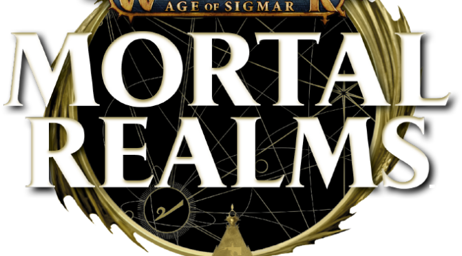 Warhammer Age of Sigmar Mortal Realms Update