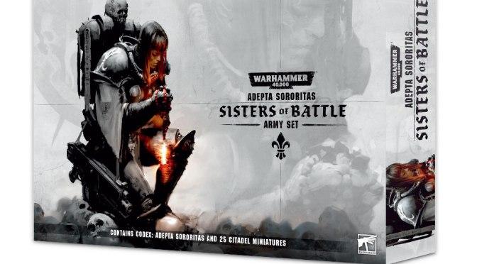 Sisters of Battle Update. Games Workshop