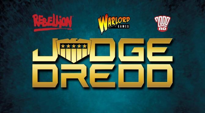 A Dredd-full November! Wargames Illustarated/Warlord Games