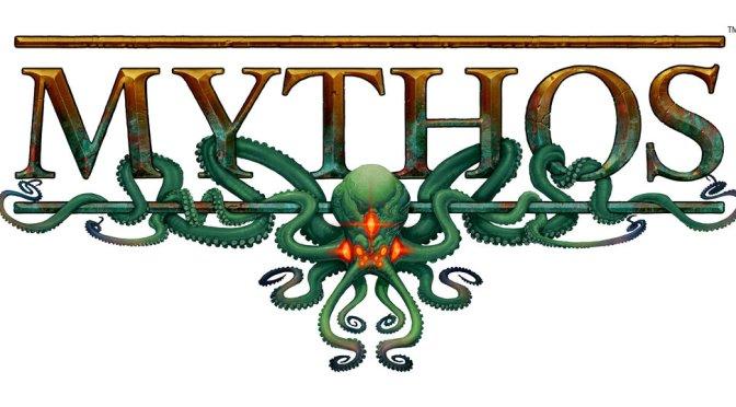 Warcradle announce Mythos. Warcradle Studios