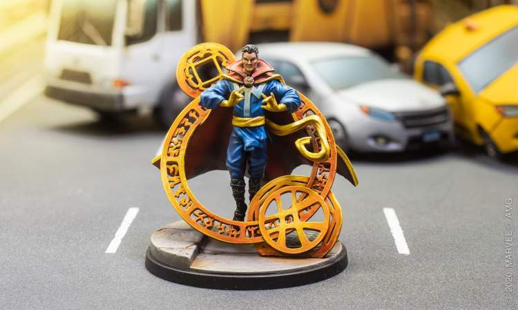 By the Crimson Bands of Cyttorak this is a good miniature